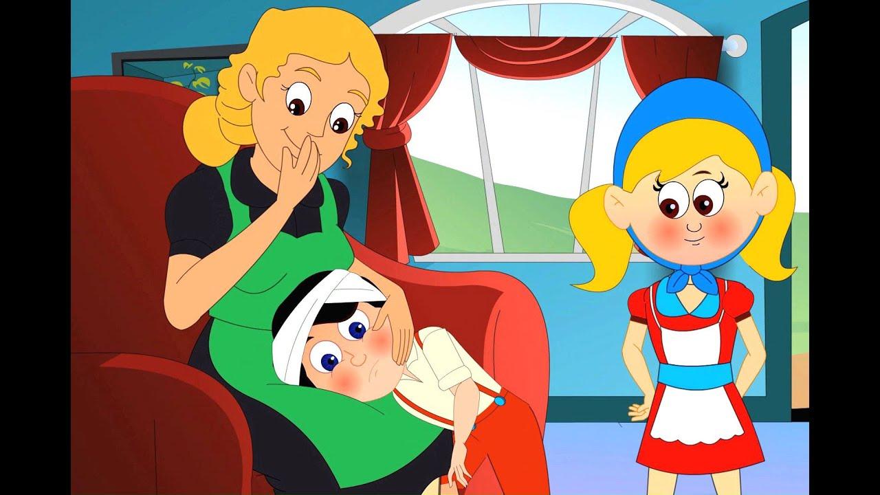 Jack and Jill | Nursery Rhyme | Classic Rhymes By Kids Tv ...