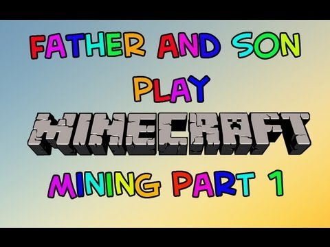 Minecraft: Mining Ep. 2 (part 1 of 2)