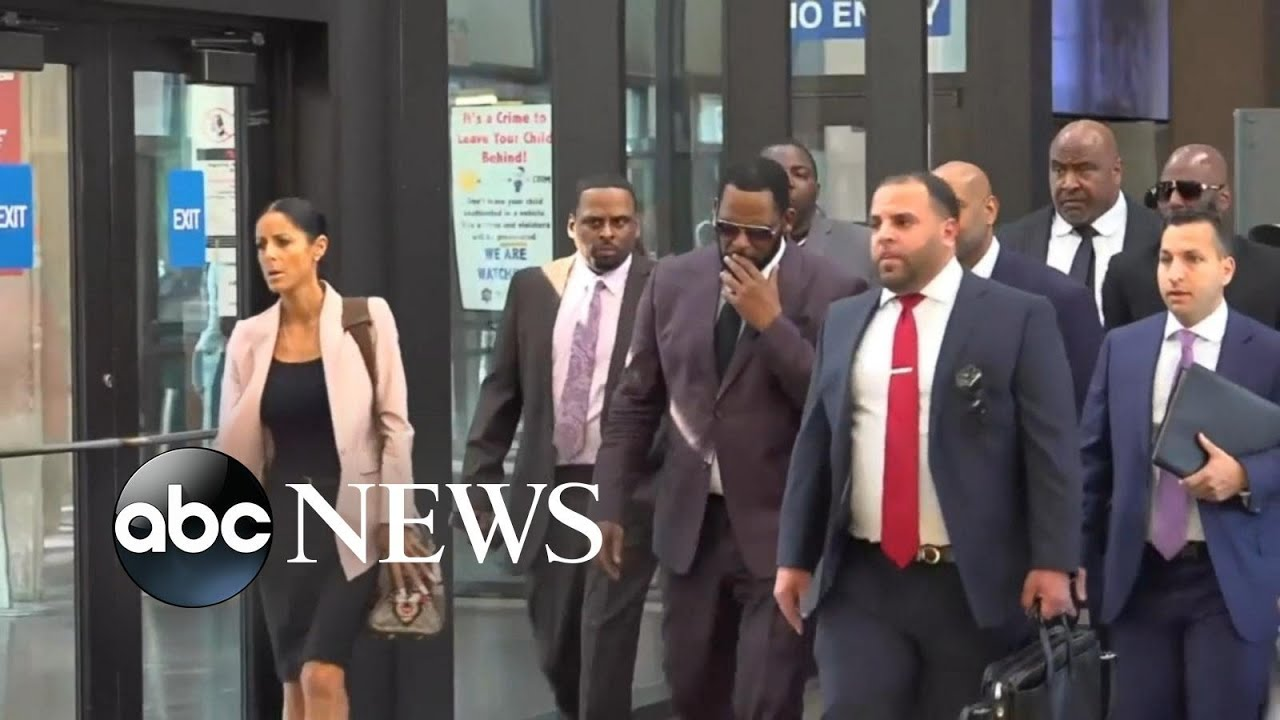 Download Jury prepares to decide on complex case against R. Kelly
