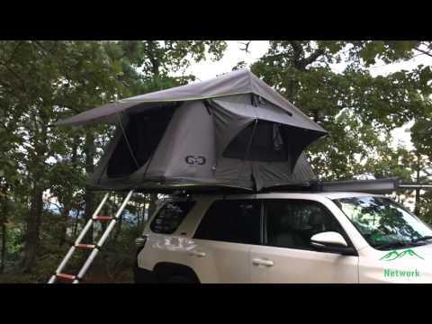 Geo Adventure Gear - Roof Top Tent Review & Geo Adventure Gear - Roof Top Tent Review - YouTube