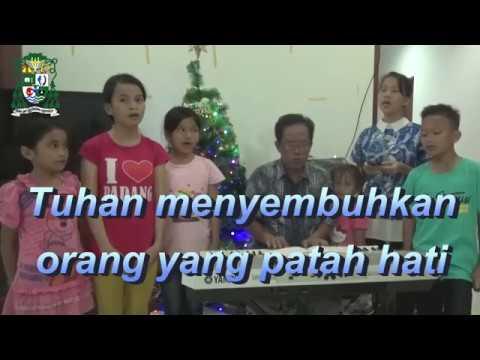 Mazmur Tanggapan Ekaristi Minggu Biasa V/B