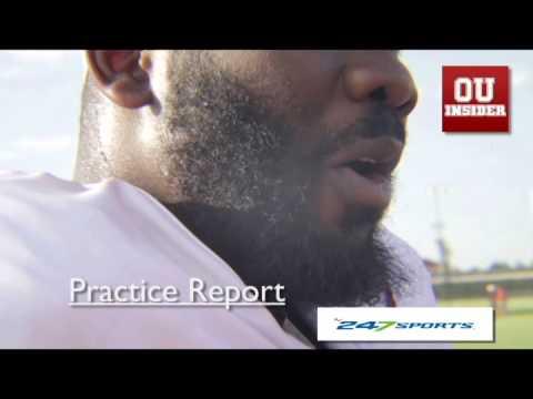 Tulsa Week OU Defensive Practice Report