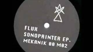 Flux - Oblivion (Steam Train Mix by DJ Joost De Lijser & Flux) Sonoprinter EP 1995