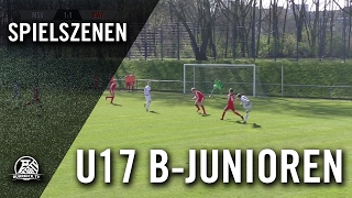 MSV Duisburg - Rot-Weiss Essen (U17 B-Junioren, Bundesliga West) - Spielszenen | RUHRKICK.TV