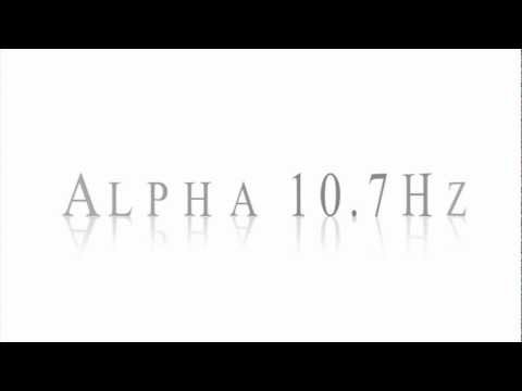 Associated with ears Binaural Beat Session Alpha 10.7Hz