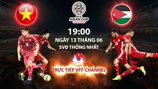 Vietnam vs Jordan full match