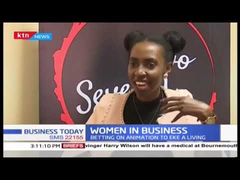 Animation to Eke a living, Focus on Kibali-Seventy Two Media group CEO | Women in Business