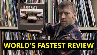 Reviewing The Black Keys' Delta Kream In 10 Seconds Or Less
