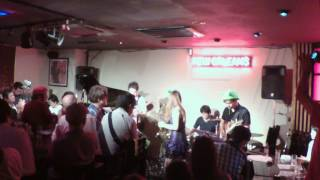2016.8/20(Sat.)水道橋東京倶楽部 Sax:ケロケロちゃむ Piano,Keyboard:...