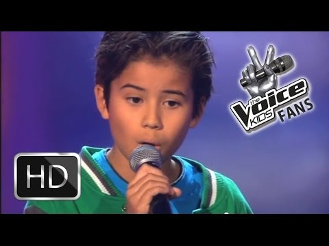 Bodi The Voice Kids - Fix You - The Voice Kids 3 The Blind Auditions