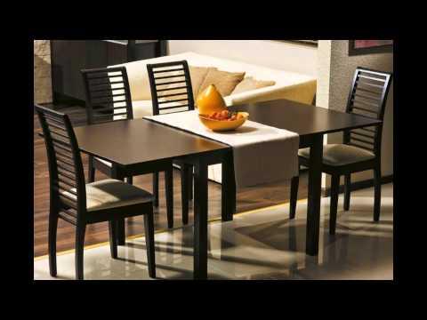 Столы и стулья видео