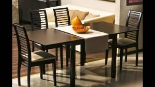 Стильные и красивые обеденные столы из дерева(, 2015-05-08T14:20:51.000Z)