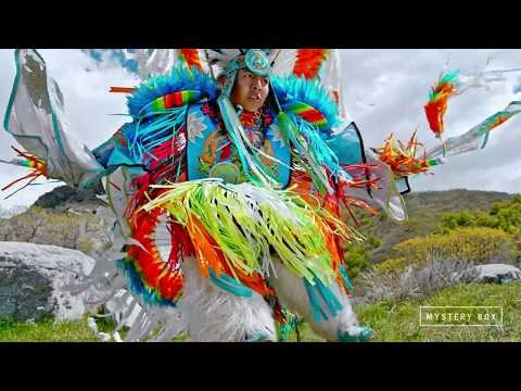 Download Youtube: Native American Fancy War Dance / 4K HDR 1000fps