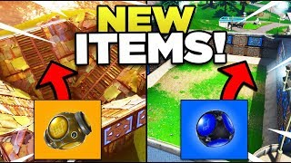 *NEW* Spiky Stadium & Port-a-Fortress In Fortnite! | Patch Notes 5.41