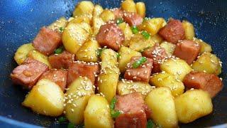감자조림을 맛있게하는 2:2:2법칙! 이렇게 만들면 밥…