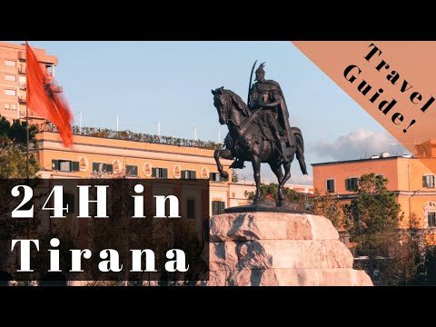 Tirana Travel Guide - Best Places to Visit in Tirana in 24 hours - Locations and Tips in Albania