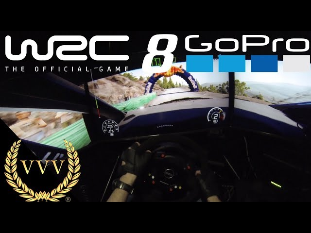 WRC 8 - GoPro Turkey Rally Stage