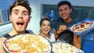 DIY PIZZA EVENING!
