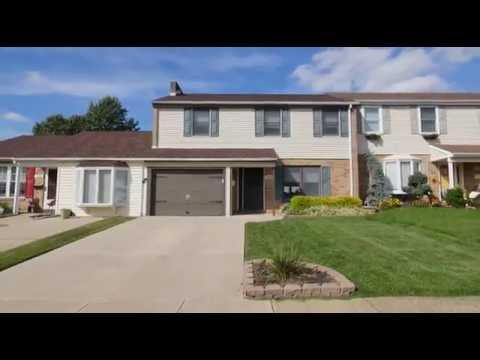 3 Bedroom Townhouse Home For Sale Bucks County 6332 Musket Bensalem PA 19020 Real Estate MLS 6875625