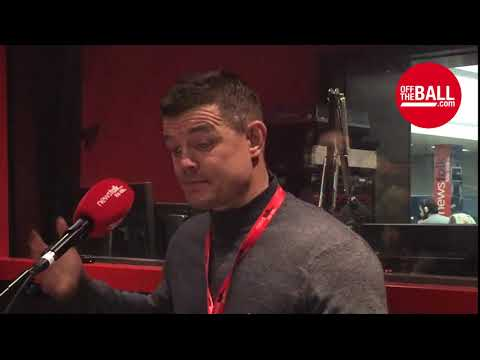 """Brian O'Driscoll: Why South Africa test will be """"significant"""""""