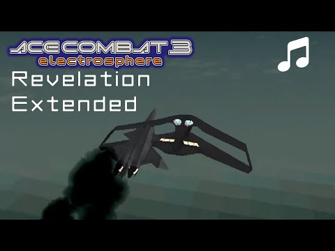 """""""Revelation"""" - Ace Combat 3 OST (Extended)"""