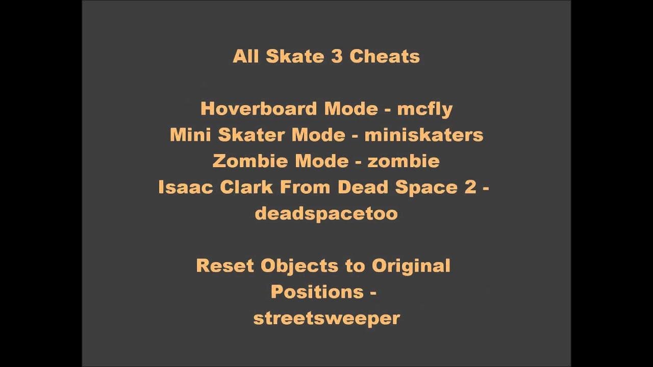 All <b>Skate</b> 2 and <b>Skate 3 Cheats</b> + <b>Unlockables</b> in 1:00 - YouTube