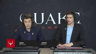 Ice Climbers vs Quaker Orbs  QUAKE 2v2 OPEN Dreamhack Tours 2018 DAY 2
