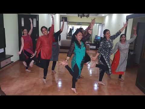 Eli re Eli Laddies batch choreography by Hetal kela