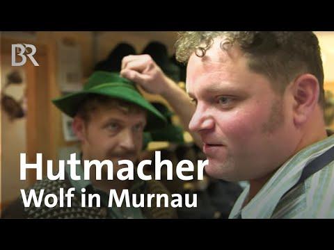 Die Hutmacherei Wolf in Murnau: Aufwändige Handarbeit | Zwischen Spessart und Karwendel