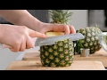 How to cut a pineapple - BBC Good Food