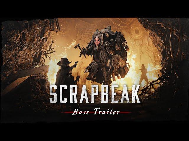 Hunt: Showdown I Scrapbeak New Boss Reveal Trailer