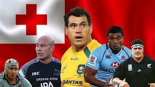 Top 10 Tongan Forwards of All Time