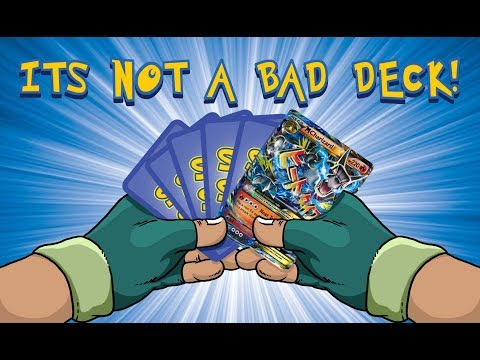"IT's Not A Bad Deck ""Mega Charizard """