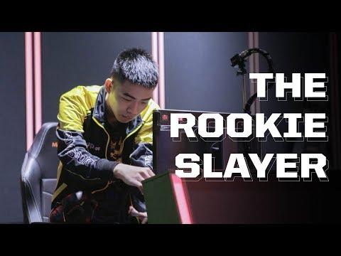 GAM#8: The Rookie Slayer - Sát thủ của các tân binh | Nhật ký của GAM
