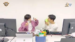 [ENG SUB] 200714 Huya Super Idol League - Seventeen The8 & Wonwoo (Non-gaming cut)