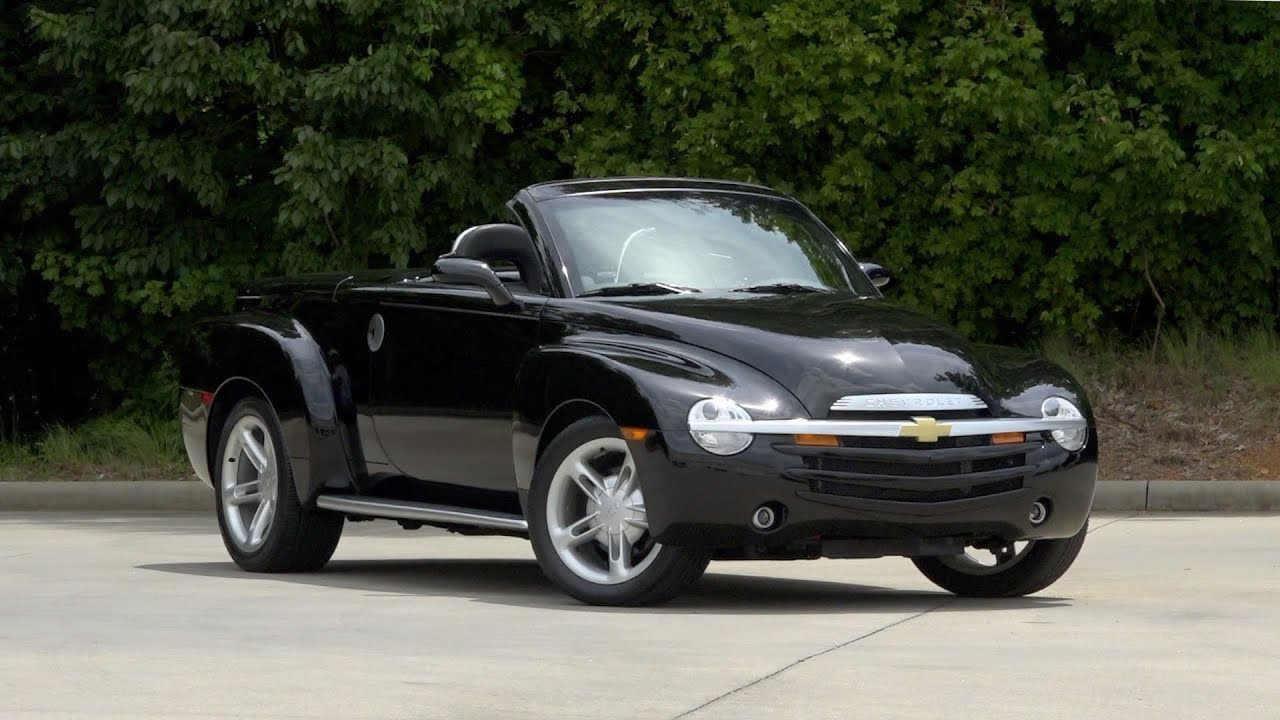 2005 Chevrolet Ssr For Sale 136522