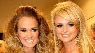 Carrie Underwood & Miranda Lambert Best Dressed CMT Awards
