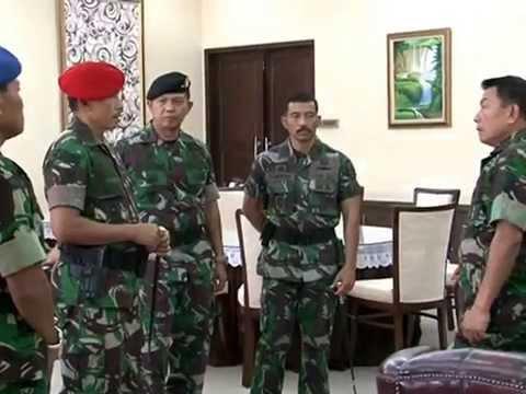 Satgultor TNI Lumpuhkan Kelompok Teroris