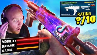 HIGHEST MOBILITY MAC 10 FROM TIKTOK! Ft. Nickmercs & Cloakzy