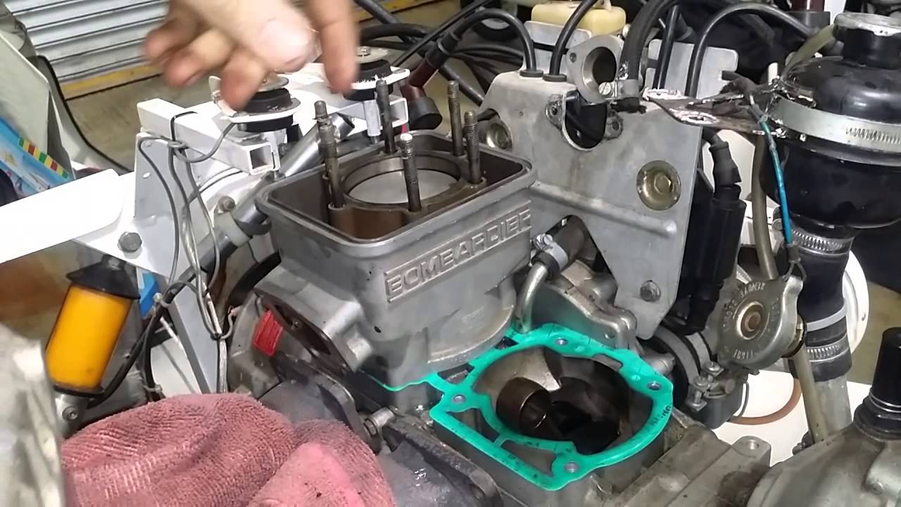 How to - Rotax 582 DECOKE