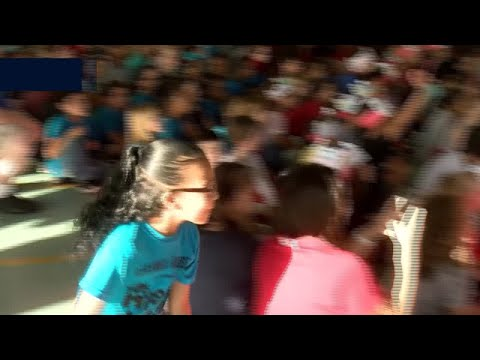 PM Tampa Bay with Ryan Gorman - Local Soldier Surprises Daughter at Veterans Day School Assembly