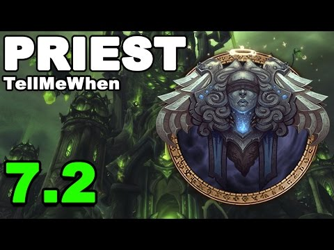 Priest TMW Profile for Patch 7.2 w/Download