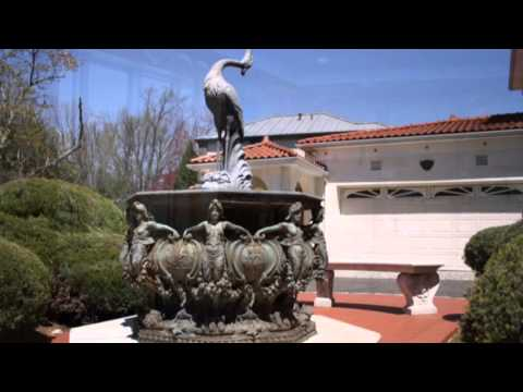 Tour of the Fort Lee mansion