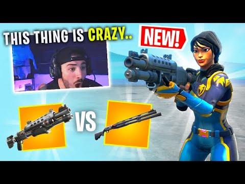 The *NEW* Legendary Tactical Shotgun VS. The Combat Shotgun (NEW META) Ft. High Distortion