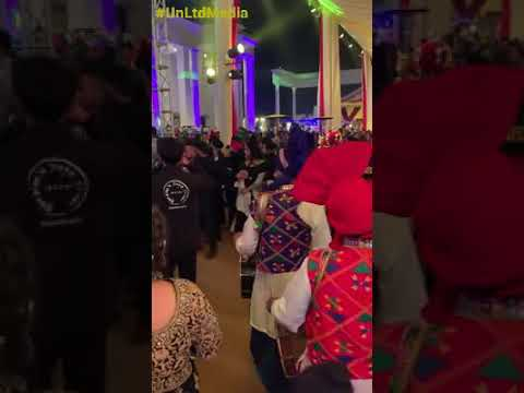Exclusive Video From Kapil Sharma's Marriage | Kapil  Ki Shaadi