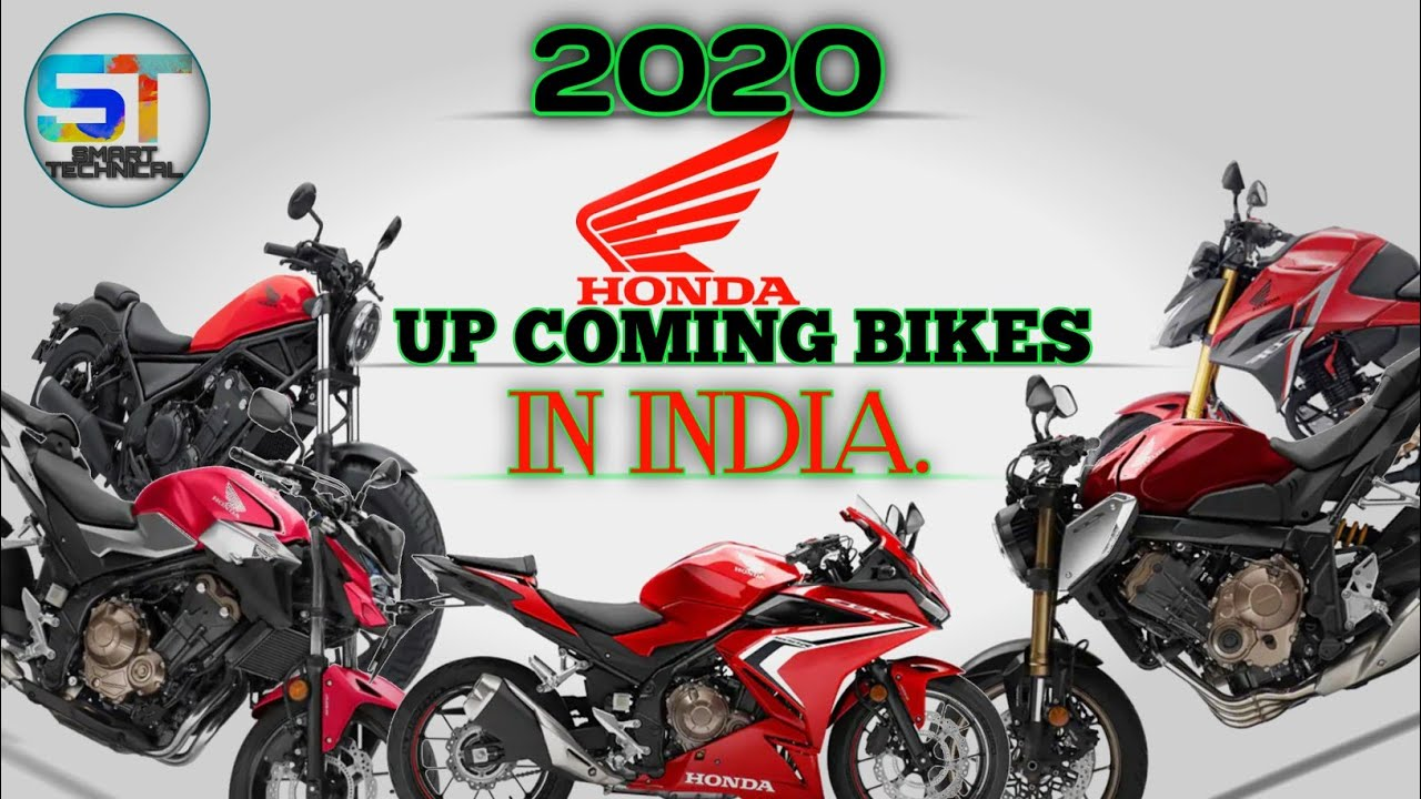2020 upcoming honda bikes and scooters in india 2020