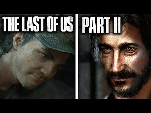 David's Town Get Revenge The Last Of Us 2 THEORY TLOU PART II Cabin Scene, Jackson & Ellie Attack