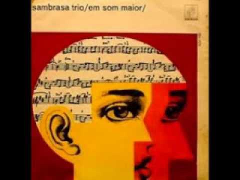 Sambrasa Trio Hemeto , Airto e Clayber Em Som Maior 1965