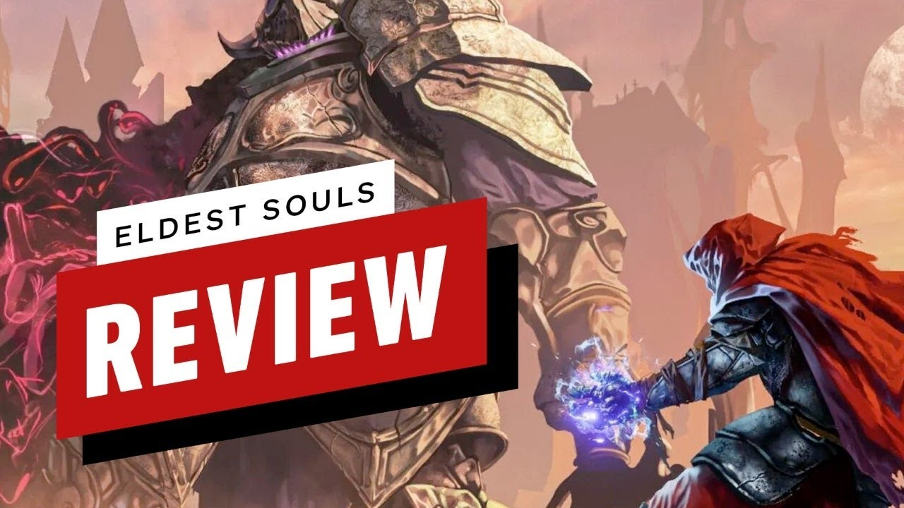 Eldest Souls Review (Video Game Video Review)