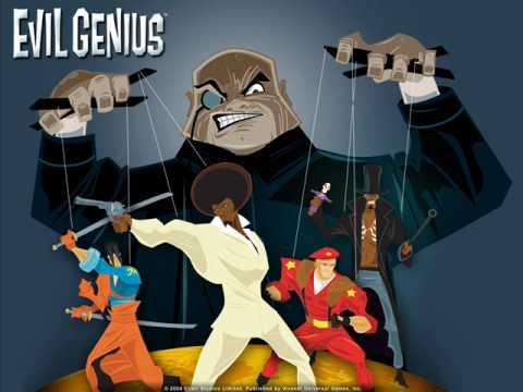 Evil Genius OST - Menu Theme 3